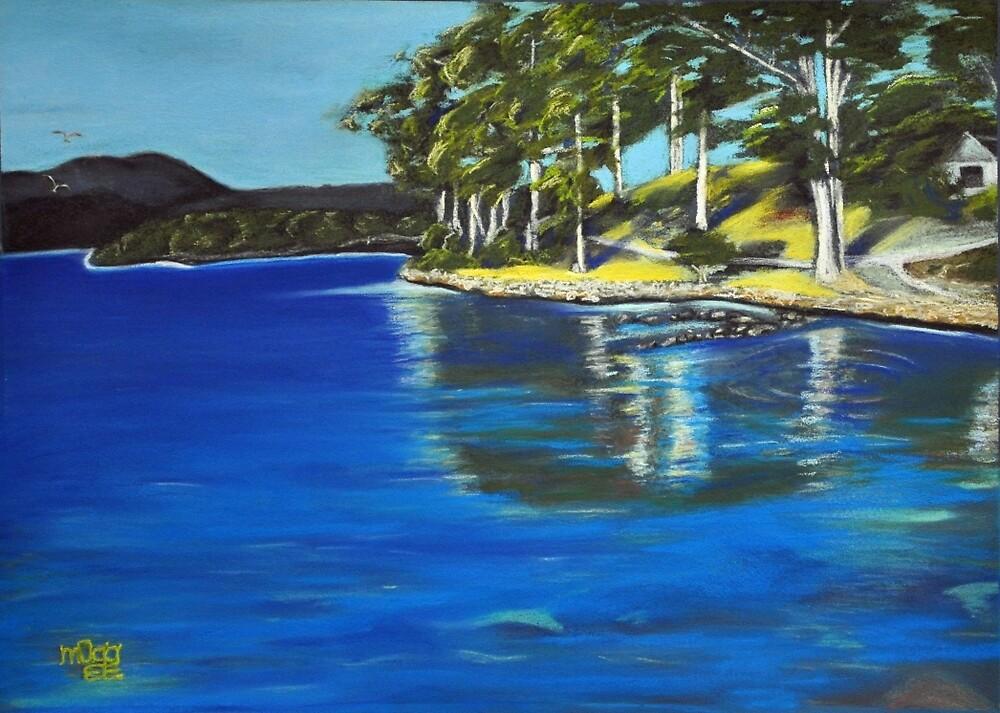 Return To Port by Melanie Pople