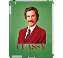 ANCHORMAN - The Legend of Ron Burgundy. iPad Case/Skin