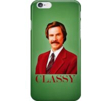 ANCHORMAN - The Legend of Ron Burgundy. iPhone Case/Skin