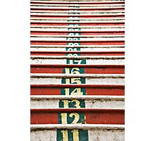 Batu cave steps Photographic Print