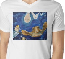 Light Years Mens V-Neck T-Shirt