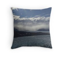 much bigger than you Throw Pillow