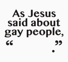 As Jesus Said... by Emma Davis