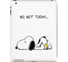 No, not today. iPad Case/Skin