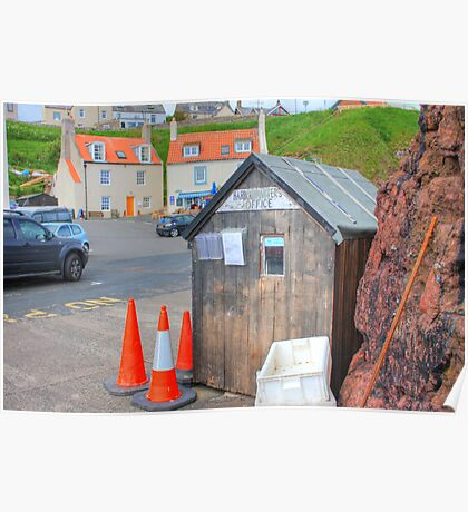 Harbourmaster's Office Poster