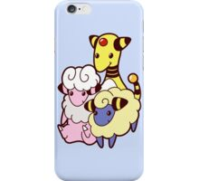 Mareep Evolutions iPhone Case/Skin