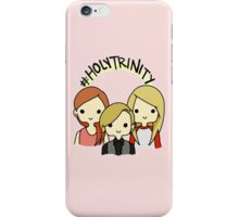 #holytrinity iPhone Case/Skin