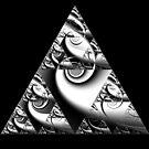 Sierpinski Triangle 2015 010 by Rupert  Russell