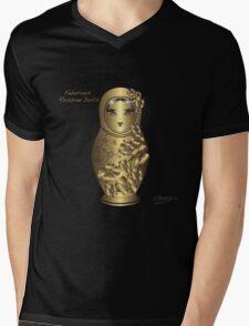 Fabulous Russian Dolls Mens V-Neck T-Shirt