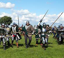 Knights at War by Harri