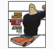 Brock Samson IS MULLET! Baby Tee
