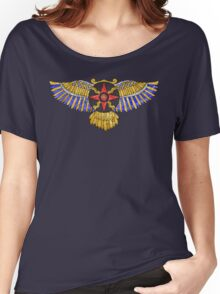 Sun Disk of Assyrian-Babylonia Women's Relaxed Fit T-Shirt