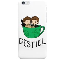 Destiel iPhone Case/Skin
