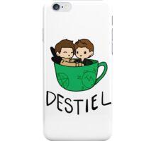 Destiel iPhone Case/Skin