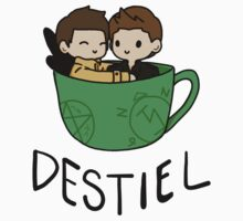 Destiel by tctreasures