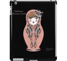 Fabulous Russian Dolls iPad Case/Skin