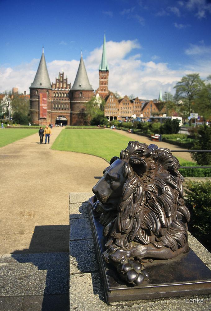 Lübeck, Germany by Lenka