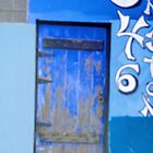 Blue Door by dragonsnare