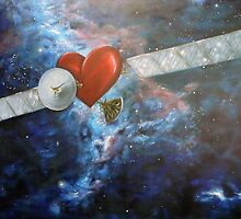 Satellite Heart by Melanie Pople