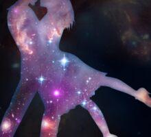 Cosmic Couple Sticker