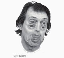 Steve Buscemi Eyes by barbz77