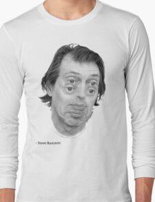 Steve Buscemi Eyes Long Sleeve T-Shirt