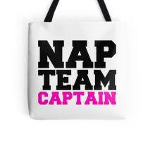 NAP TEAM CAPTAIN Tote Bag