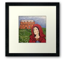 Catherine's Chapel Framed Print