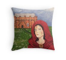 Catherine's Chapel Throw Pillow