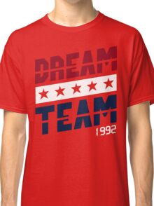 Dream Team Funny Geek Nerd Classic T-Shirt