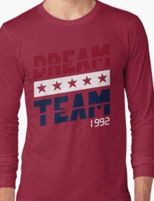 Dream Team Funny Geek Nerd Long Sleeve T-Shirt