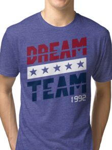 Dream Team Funny Geek Nerd Tri-blend T-Shirt