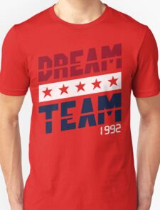 Dream Team Funny Geek Nerd Unisex T-Shirt