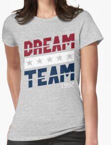 Dream Team Funny Geek Nerd Womens Fitted T-Shirt