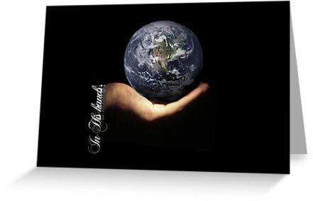In His Hands... by webart
