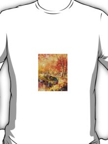 The Embassay Of Autumn — Buy Now Link - www.etsy.com/listing/217624914 T-Shirt