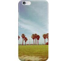 Beach Palms iPhone Case/Skin