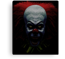 PENNYWISE! Canvas Print