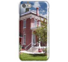 Estudillo Mansion- Garden View iPhone Case/Skin