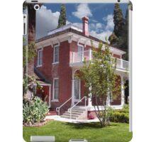 Estudillo Mansion- Garden View iPad Case/Skin
