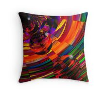 RedBubbles On The Move Throw Pillow