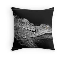 move over darling Throw Pillow
