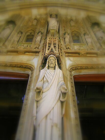 St. Thomas Blessing by Felicia Moore