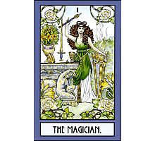 The Magician - Card Photographic Print