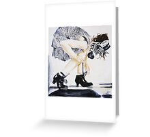 even fairytale characters... Greeting Card