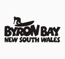 Byron Bay Surfing Kids Clothes