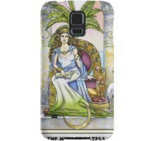 The High Priestess - Card Samsung Galaxy Case/Skin