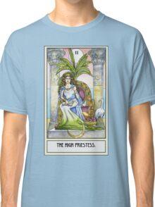 The High Priestess - Card Classic T-Shirt