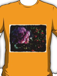 Colorful Cabbage T-Shirt