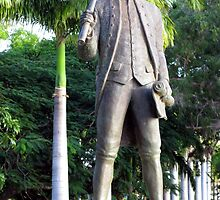 Captain James Cook by Marilyn Harris